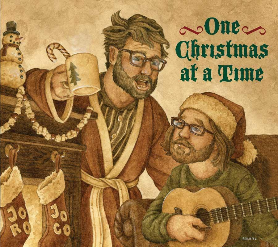 Cover of One Christmas at a Time